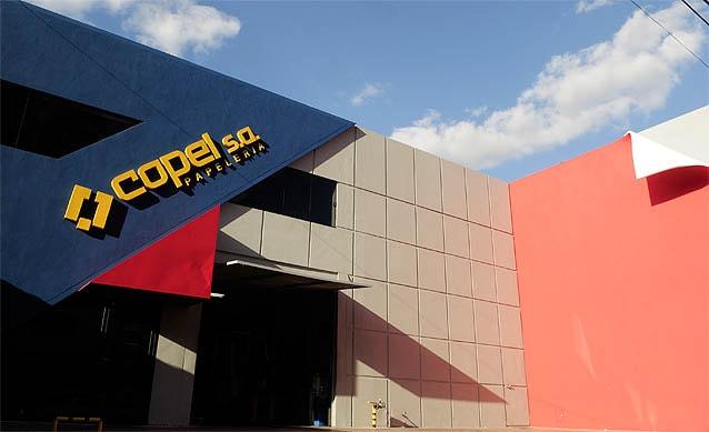Copel Asunción central
